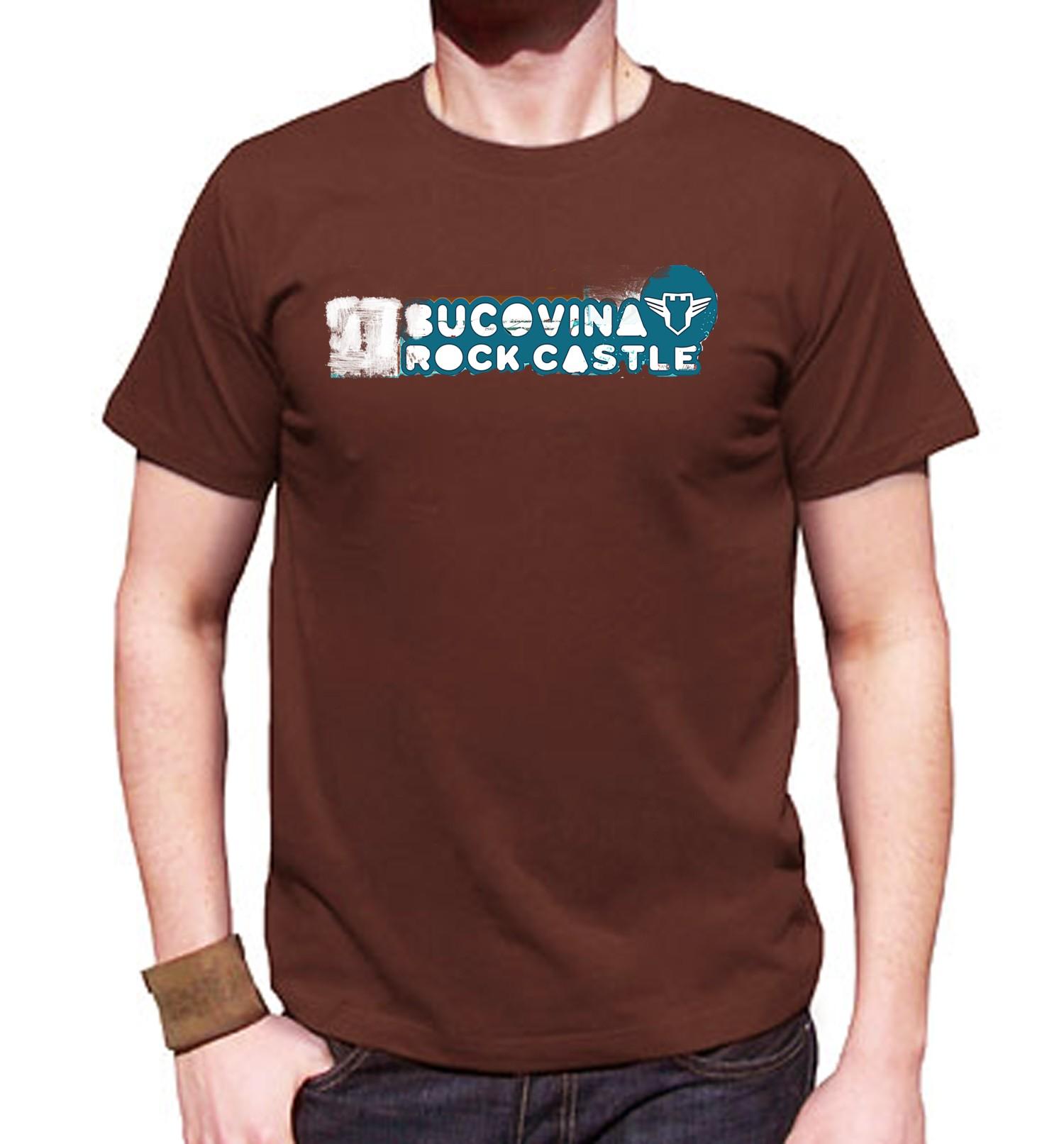Tricoul Bucovina Rock Castle 2015, lucrat de Lucian Csibi, de la RELATIVE