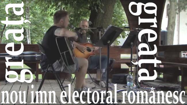 un nou imn electoral