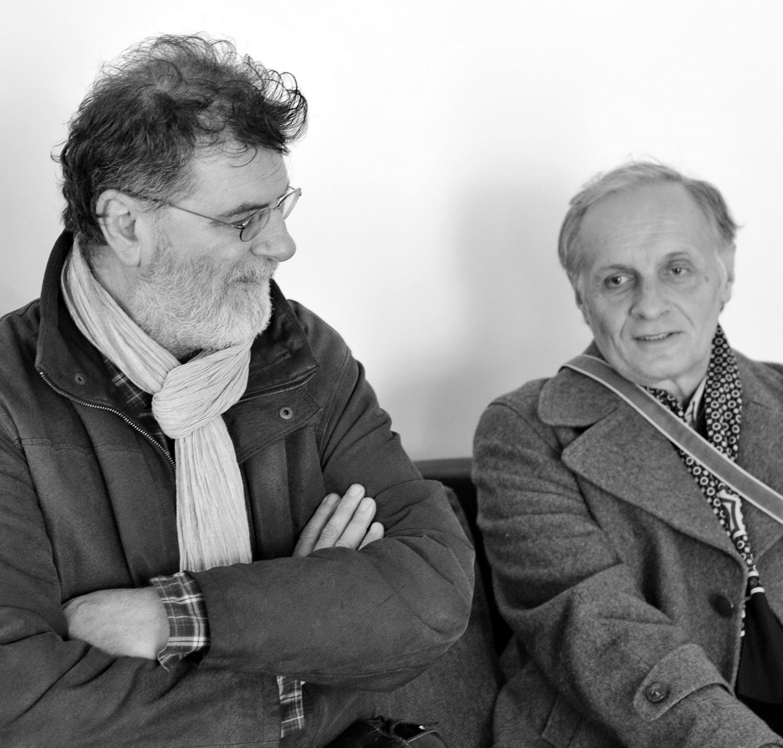 Doi mari artişti: Mihai Pânzaru-PIM şi Constantin Severin