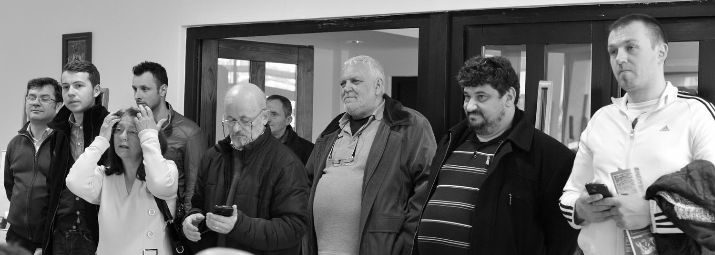 Călin Brăteanu, Carmen şi Nelu Marcean, Radu Iaţco, Constantin Emil Ursu