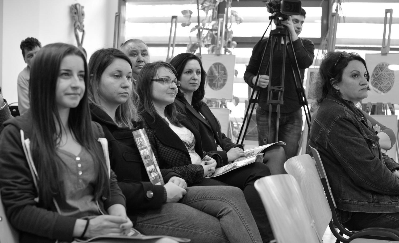 """Publicul tânăr al Centrului Cultural """"Bucovina"""""""